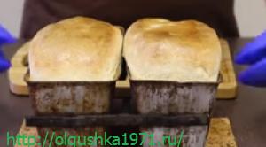 Как испечь хлеб в духовке по домашнему.