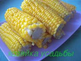 Вкусные блюда из кукурузы, любимые рецепты.