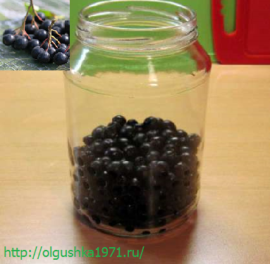 Полезный компот из черноплодки.