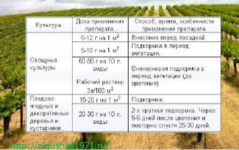 Мочевина удобрение, применение на огороде для разных методов.