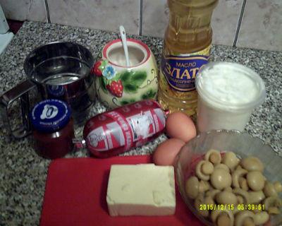 пицца домашняя рецепт приготовления с фото1