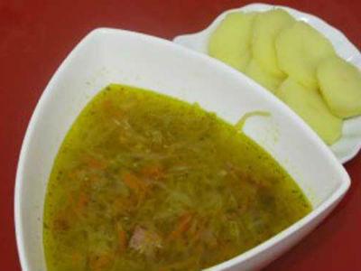 Рецепты капустняка из квашеной капусты.
