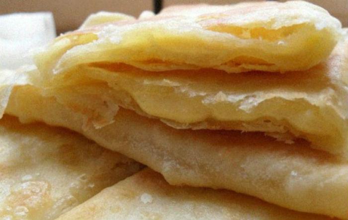Тесто на чебуреков на молоке рецепт пошагово