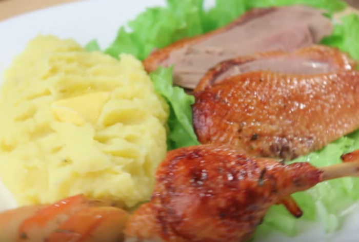 Утка по-пекински рецепт - в домашних условиях, вкусно и просто