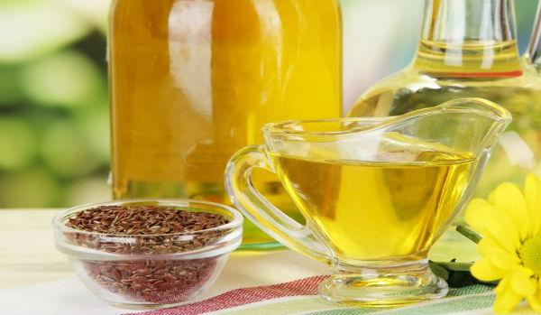 Как в домашних условиях приготовить льняное масло 443