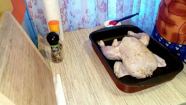 Как приготовить крылышки в духовке с майонезом