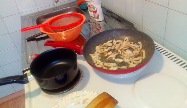 грибы при высоком холестерине