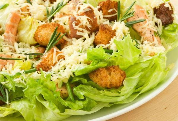 Заправка для салата Цезарь в домашних условиях рецепт